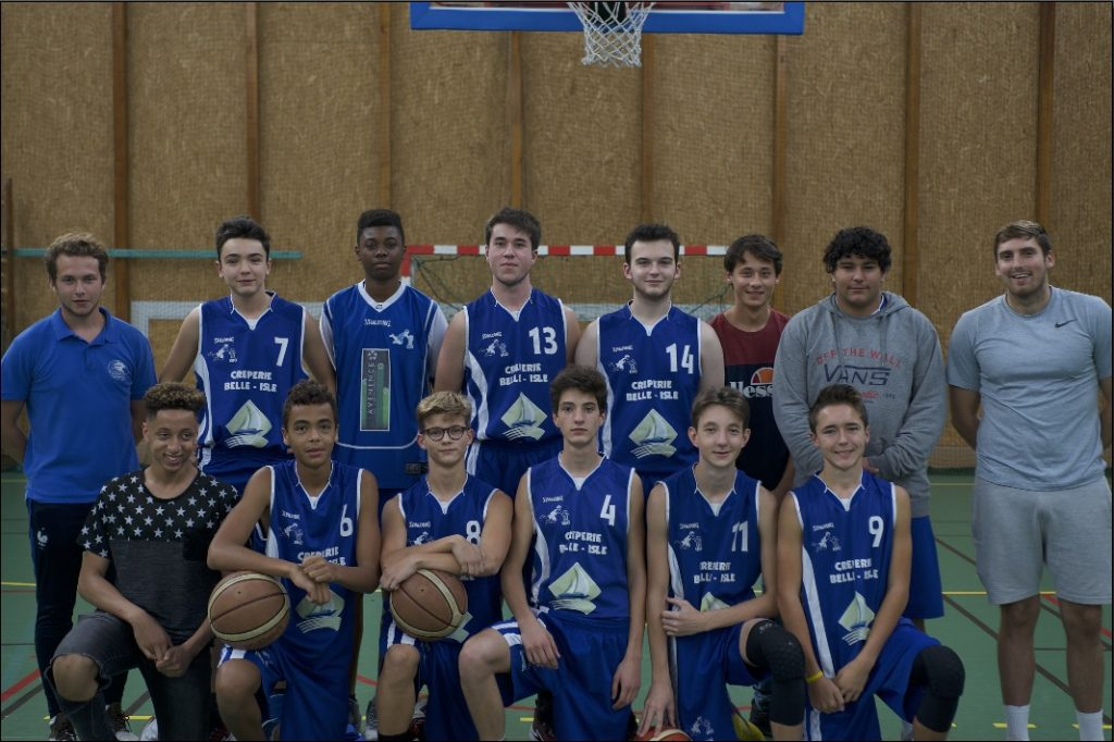 Issy Basket - Cadets