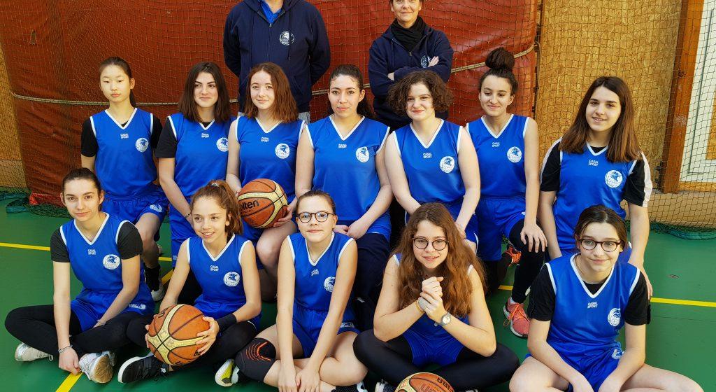 Issy Basket Club - Minimes Féminin