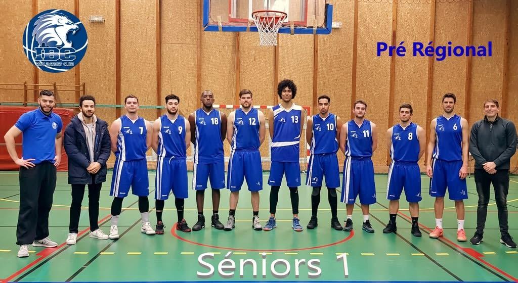 Issy Basket Club - Séniors 1