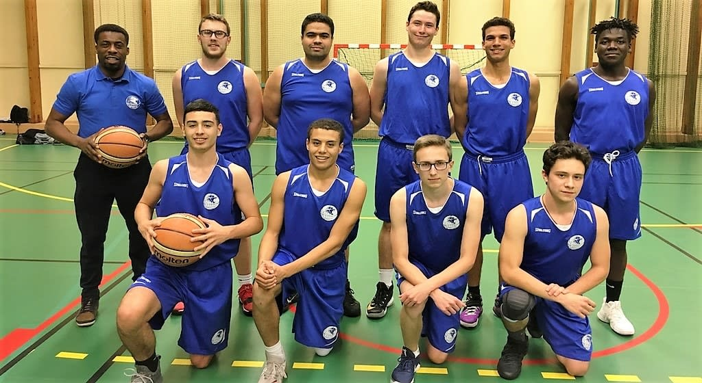 Issy Basket Club - Séniors 2