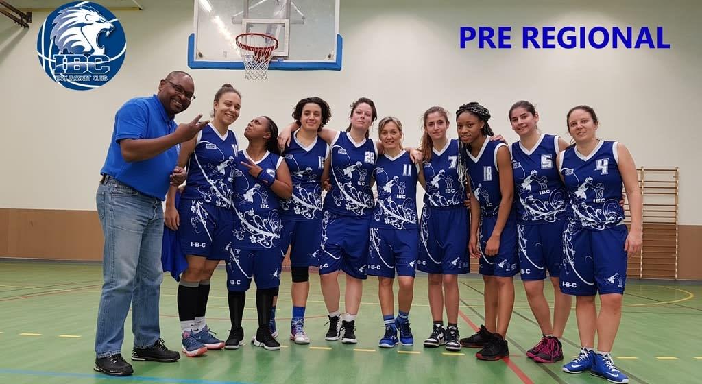 Issy Basket Club - Señoritas