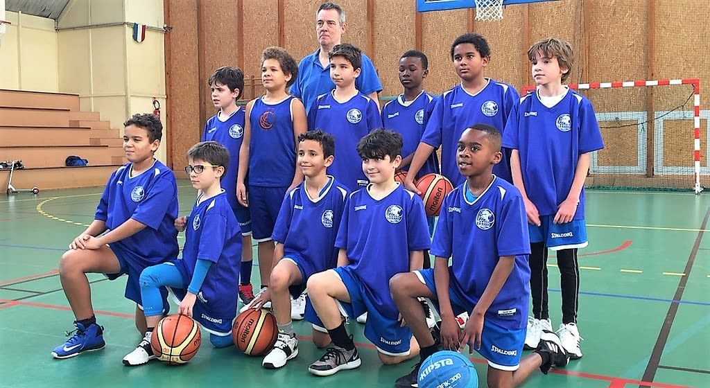 Issy-Basket - Poussins 1