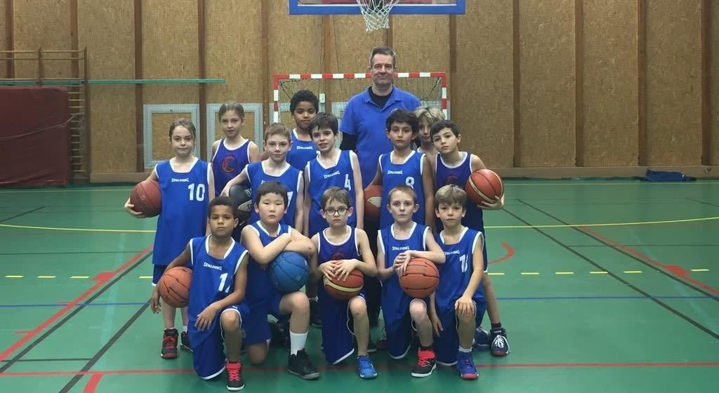 Issy Basket Club - Poussins 2