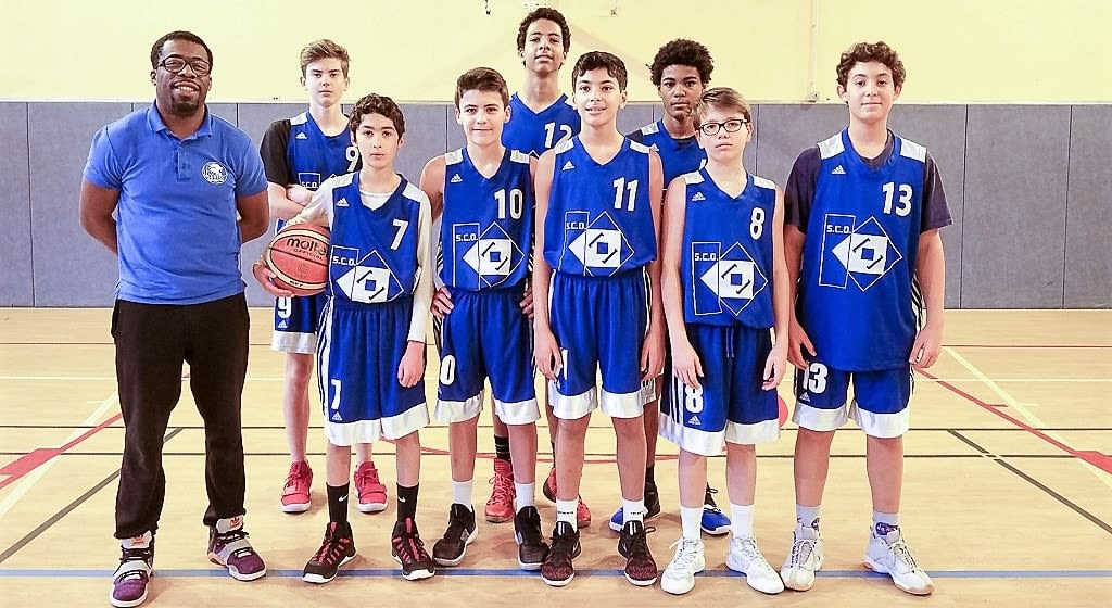 Issy Basket Club - Minimes