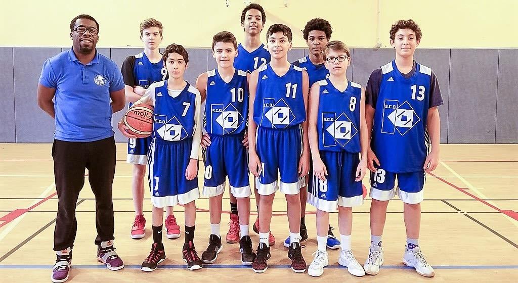 Issy Basket Club - Minimes