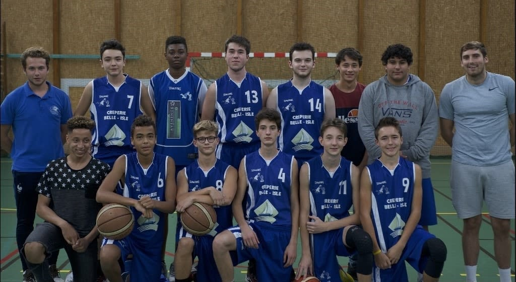 Issy Basket Club - Cadets