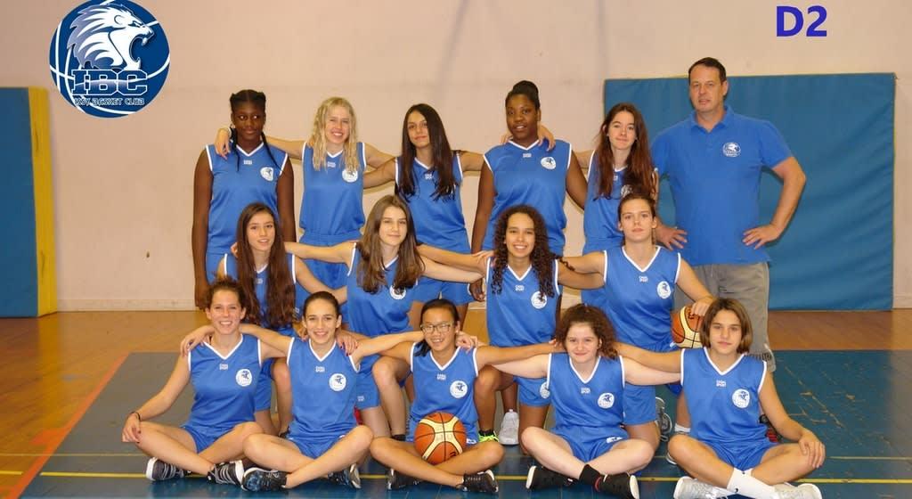 Issy Basket Club - Cadettes