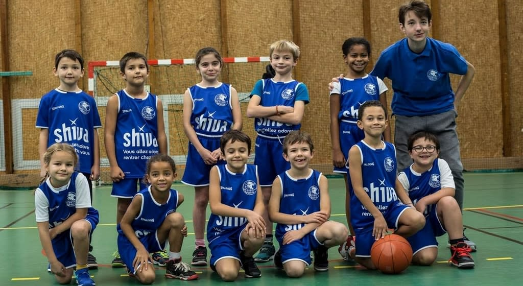 Issy Basket Club - Mini poussins 2